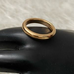 Other - 14K Rose Gold Wedding Band Ring